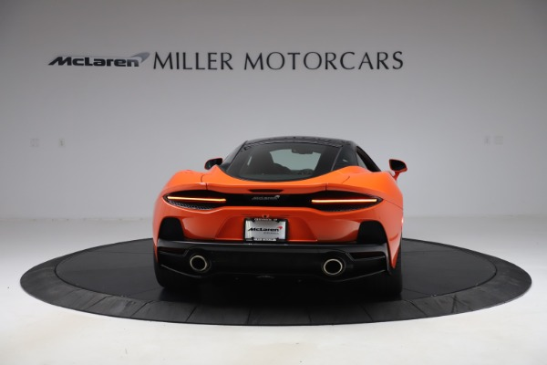 New 2020 McLaren GT Coupe for sale $246,975 at Bugatti of Greenwich in Greenwich CT 06830 4
