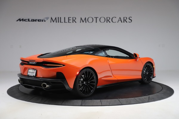 New 2020 McLaren GT Coupe for sale $246,975 at Bugatti of Greenwich in Greenwich CT 06830 5