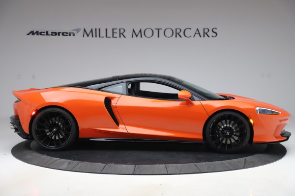 New 2020 McLaren GT Coupe for sale $246,975 at Bugatti of Greenwich in Greenwich CT 06830 6