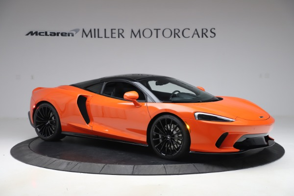 New 2020 McLaren GT Coupe for sale $246,975 at Bugatti of Greenwich in Greenwich CT 06830 7