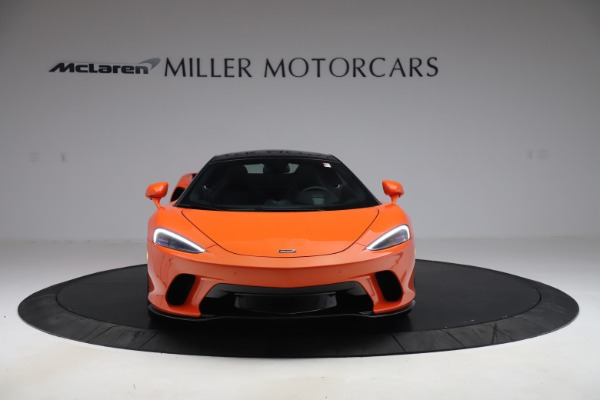 New 2020 McLaren GT Coupe for sale $246,975 at Bugatti of Greenwich in Greenwich CT 06830 8