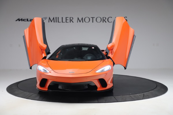 New 2020 McLaren GT Coupe for sale $246,975 at Bugatti of Greenwich in Greenwich CT 06830 9