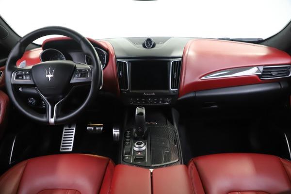 Used 2019 Maserati Levante S Q4 GranLusso for sale Sold at Bugatti of Greenwich in Greenwich CT 06830 16