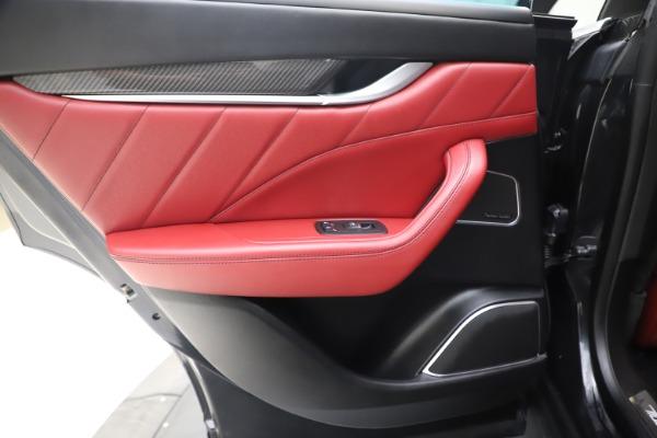 Used 2019 Maserati Levante S Q4 GranLusso for sale Sold at Bugatti of Greenwich in Greenwich CT 06830 21