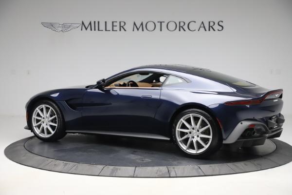 New 2020 Aston Martin Vantage Coupe for sale $174,731 at Bugatti of Greenwich in Greenwich CT 06830 10