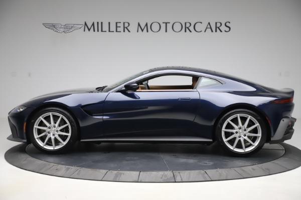 New 2020 Aston Martin Vantage Coupe for sale $174,731 at Bugatti of Greenwich in Greenwich CT 06830 11