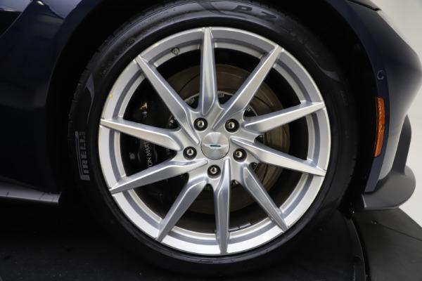 New 2020 Aston Martin Vantage Coupe for sale $174,731 at Bugatti of Greenwich in Greenwich CT 06830 12