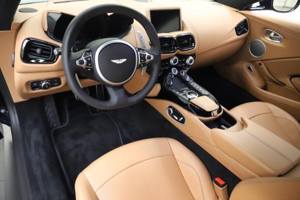 New 2020 Aston Martin Vantage Coupe for sale $174,731 at Bugatti of Greenwich in Greenwich CT 06830 13