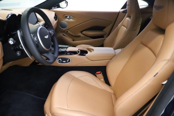 New 2020 Aston Martin Vantage Coupe for sale $174,731 at Bugatti of Greenwich in Greenwich CT 06830 14
