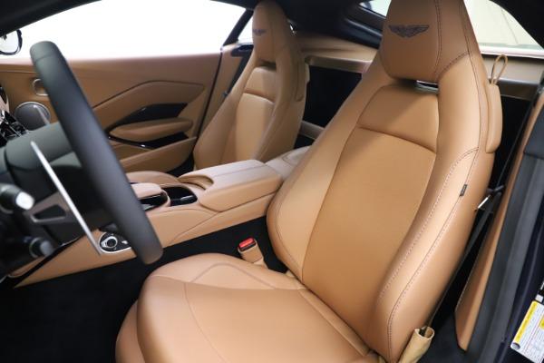 New 2020 Aston Martin Vantage Coupe for sale $174,731 at Bugatti of Greenwich in Greenwich CT 06830 15