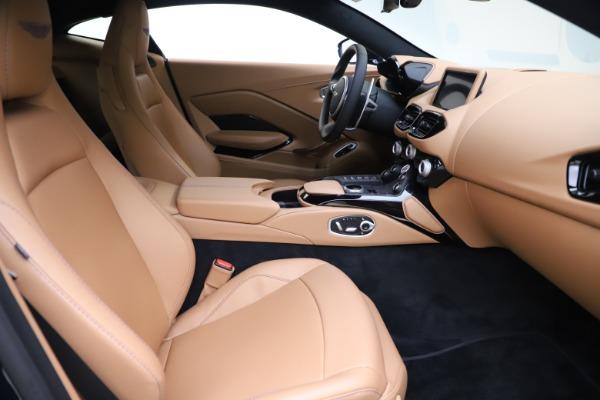 New 2020 Aston Martin Vantage Coupe for sale $174,731 at Bugatti of Greenwich in Greenwich CT 06830 17