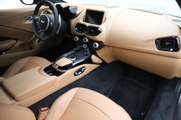 New 2020 Aston Martin Vantage Coupe for sale $174,731 at Bugatti of Greenwich in Greenwich CT 06830 18