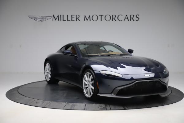 New 2020 Aston Martin Vantage Coupe for sale $174,731 at Bugatti of Greenwich in Greenwich CT 06830 3