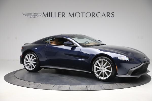 New 2020 Aston Martin Vantage Coupe for sale $174,731 at Bugatti of Greenwich in Greenwich CT 06830 4