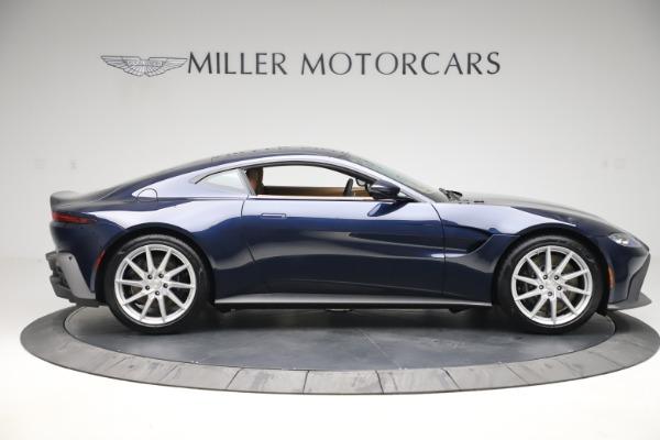 New 2020 Aston Martin Vantage Coupe for sale $174,731 at Bugatti of Greenwich in Greenwich CT 06830 5