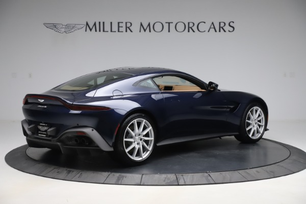 New 2020 Aston Martin Vantage Coupe for sale $174,731 at Bugatti of Greenwich in Greenwich CT 06830 6