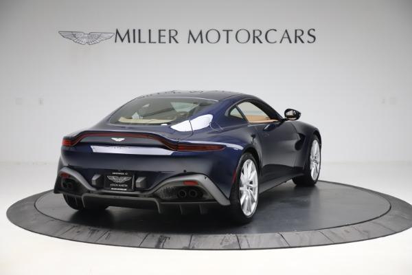 New 2020 Aston Martin Vantage Coupe for sale $174,731 at Bugatti of Greenwich in Greenwich CT 06830 7