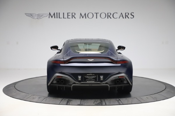 New 2020 Aston Martin Vantage Coupe for sale $174,731 at Bugatti of Greenwich in Greenwich CT 06830 8