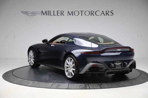 New 2020 Aston Martin Vantage Coupe for sale $174,731 at Bugatti of Greenwich in Greenwich CT 06830 9