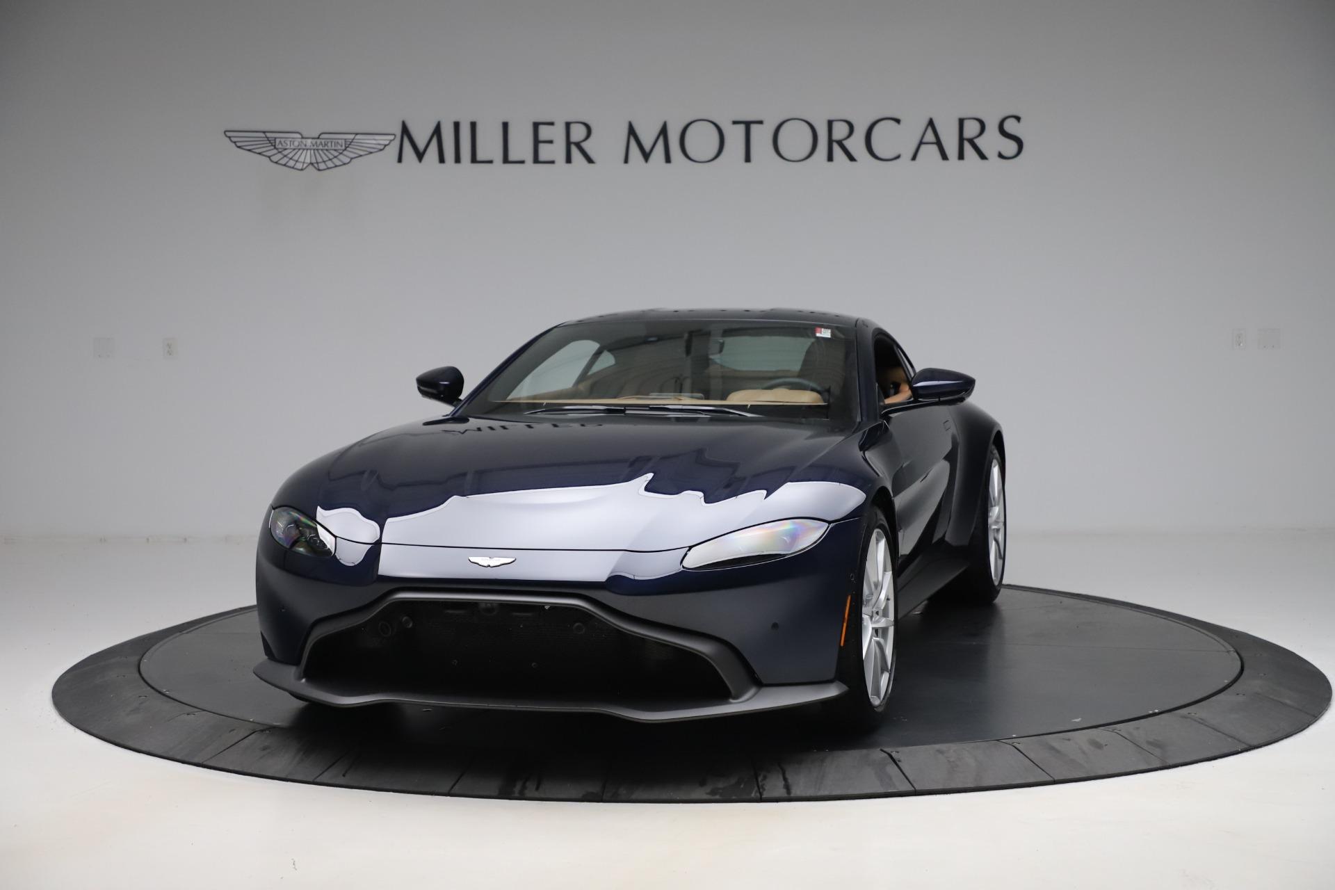 New 2020 Aston Martin Vantage Coupe for sale $174,731 at Bugatti of Greenwich in Greenwich CT 06830 1