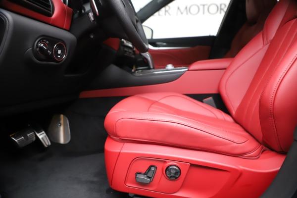 New 2020 Maserati Levante S Q4 GranSport for sale Sold at Bugatti of Greenwich in Greenwich CT 06830 14