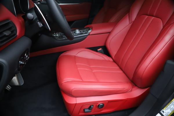 New 2020 Maserati Levante S Q4 GranSport for sale Sold at Bugatti of Greenwich in Greenwich CT 06830 15