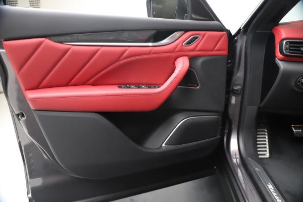New 2020 Maserati Levante S Q4 GranSport for sale Sold at Bugatti of Greenwich in Greenwich CT 06830 17