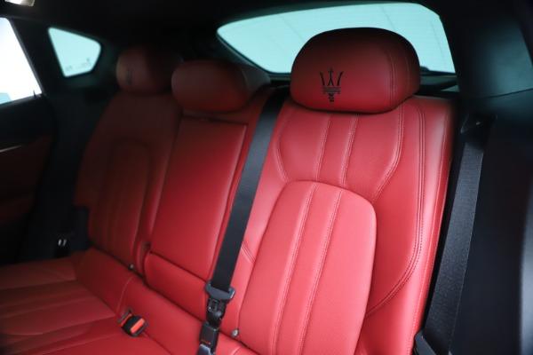 New 2020 Maserati Levante S Q4 GranSport for sale Sold at Bugatti of Greenwich in Greenwich CT 06830 18