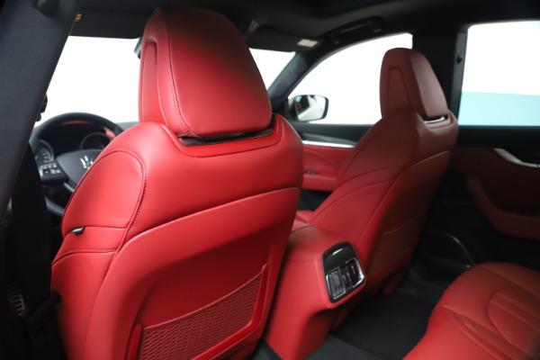 New 2020 Maserati Levante S Q4 GranSport for sale Sold at Bugatti of Greenwich in Greenwich CT 06830 20