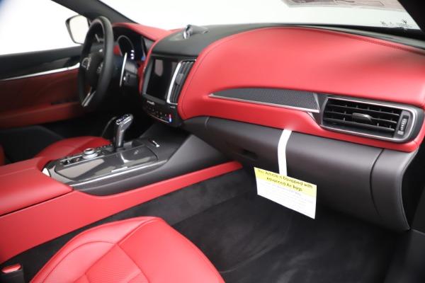New 2020 Maserati Levante S Q4 GranSport for sale Sold at Bugatti of Greenwich in Greenwich CT 06830 21