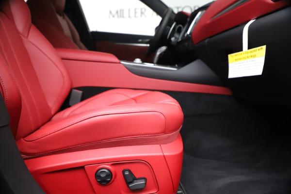 New 2020 Maserati Levante S Q4 GranSport for sale Sold at Bugatti of Greenwich in Greenwich CT 06830 22