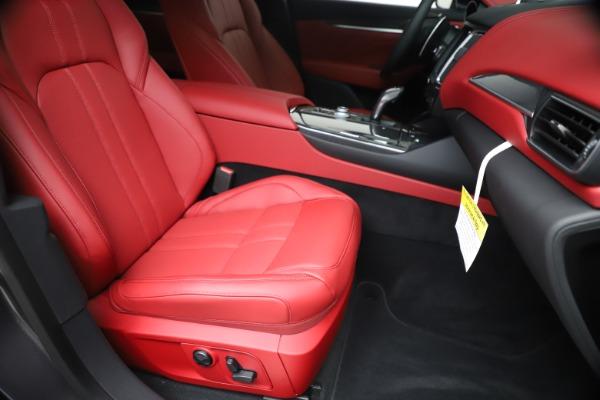 New 2020 Maserati Levante S Q4 GranSport for sale Sold at Bugatti of Greenwich in Greenwich CT 06830 23