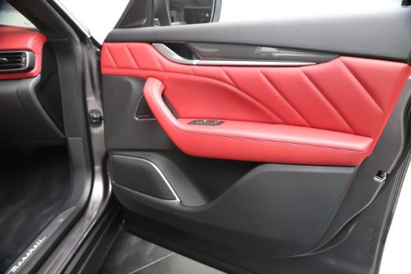 New 2020 Maserati Levante S Q4 GranSport for sale Sold at Bugatti of Greenwich in Greenwich CT 06830 24
