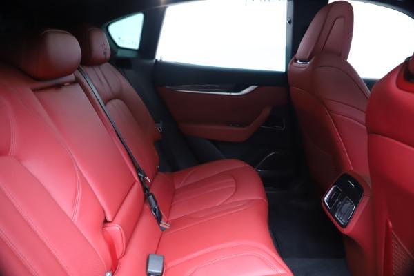 New 2020 Maserati Levante S Q4 GranSport for sale Sold at Bugatti of Greenwich in Greenwich CT 06830 26