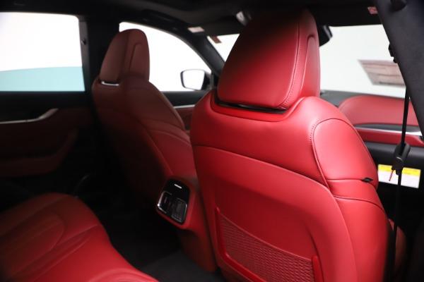 New 2020 Maserati Levante S Q4 GranSport for sale Sold at Bugatti of Greenwich in Greenwich CT 06830 27