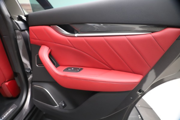 New 2020 Maserati Levante S Q4 GranSport for sale Sold at Bugatti of Greenwich in Greenwich CT 06830 28