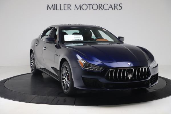 New 2020 Maserati Ghibli S Q4 for sale $85,535 at Bugatti of Greenwich in Greenwich CT 06830 11