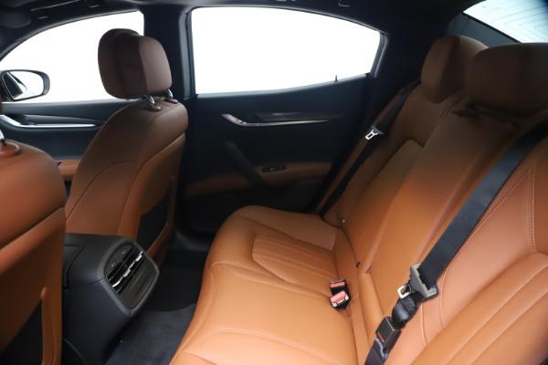 New 2020 Maserati Ghibli S Q4 for sale $85,535 at Bugatti of Greenwich in Greenwich CT 06830 19
