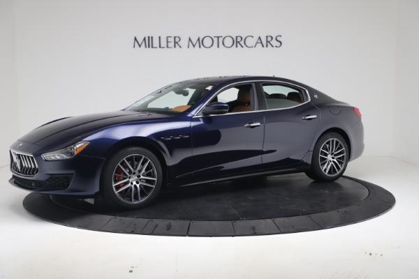 New 2020 Maserati Ghibli S Q4 for sale $85,535 at Bugatti of Greenwich in Greenwich CT 06830 2