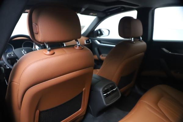 New 2020 Maserati Ghibli S Q4 for sale $85,535 at Bugatti of Greenwich in Greenwich CT 06830 20