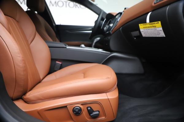 New 2020 Maserati Ghibli S Q4 for sale $85,535 at Bugatti of Greenwich in Greenwich CT 06830 23