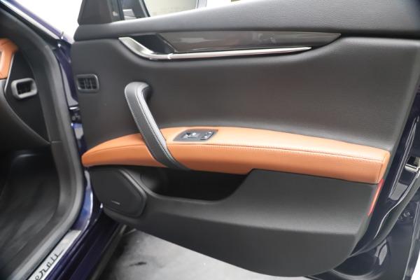 New 2020 Maserati Ghibli S Q4 for sale $85,535 at Bugatti of Greenwich in Greenwich CT 06830 25