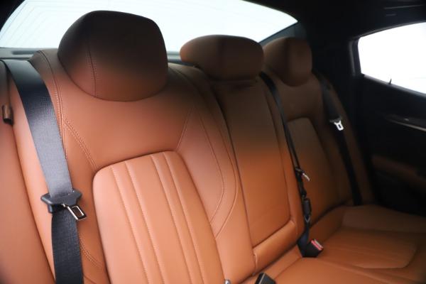 New 2020 Maserati Ghibli S Q4 for sale $85,535 at Bugatti of Greenwich in Greenwich CT 06830 26