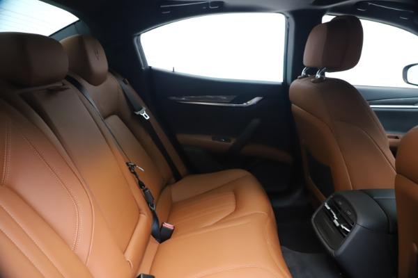 New 2020 Maserati Ghibli S Q4 for sale $85,535 at Bugatti of Greenwich in Greenwich CT 06830 27