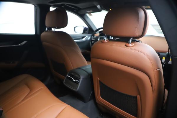 New 2020 Maserati Ghibli S Q4 for sale $85,535 at Bugatti of Greenwich in Greenwich CT 06830 28