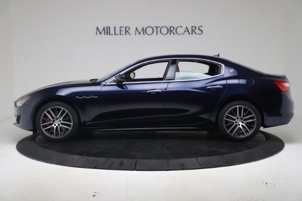 New 2020 Maserati Ghibli S Q4 for sale $85,535 at Bugatti of Greenwich in Greenwich CT 06830 3