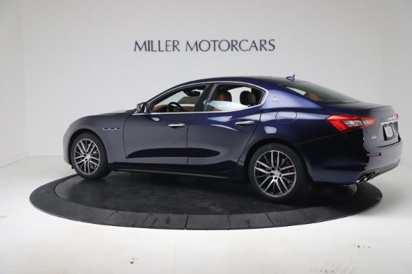 New 2020 Maserati Ghibli S Q4 for sale $85,535 at Bugatti of Greenwich in Greenwich CT 06830 4