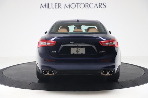 New 2020 Maserati Ghibli S Q4 for sale $85,535 at Bugatti of Greenwich in Greenwich CT 06830 6