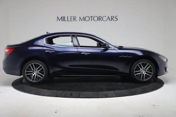 New 2020 Maserati Ghibli S Q4 for sale $85,535 at Bugatti of Greenwich in Greenwich CT 06830 9