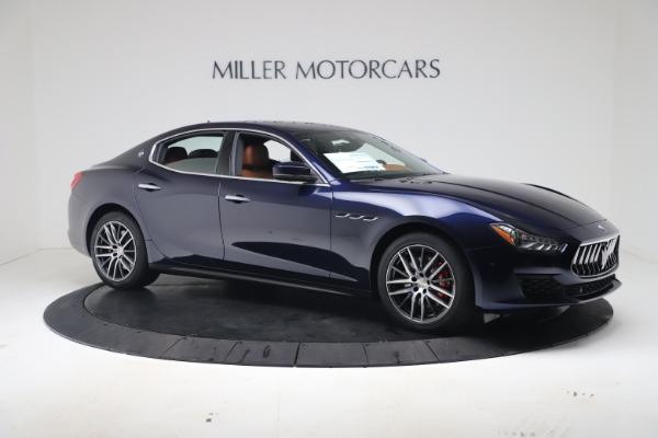 New 2020 Maserati Ghibli S Q4 for sale $85,535 at Bugatti of Greenwich in Greenwich CT 06830 10